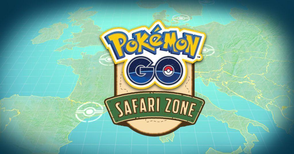event pokemon go safari zone praha cesko