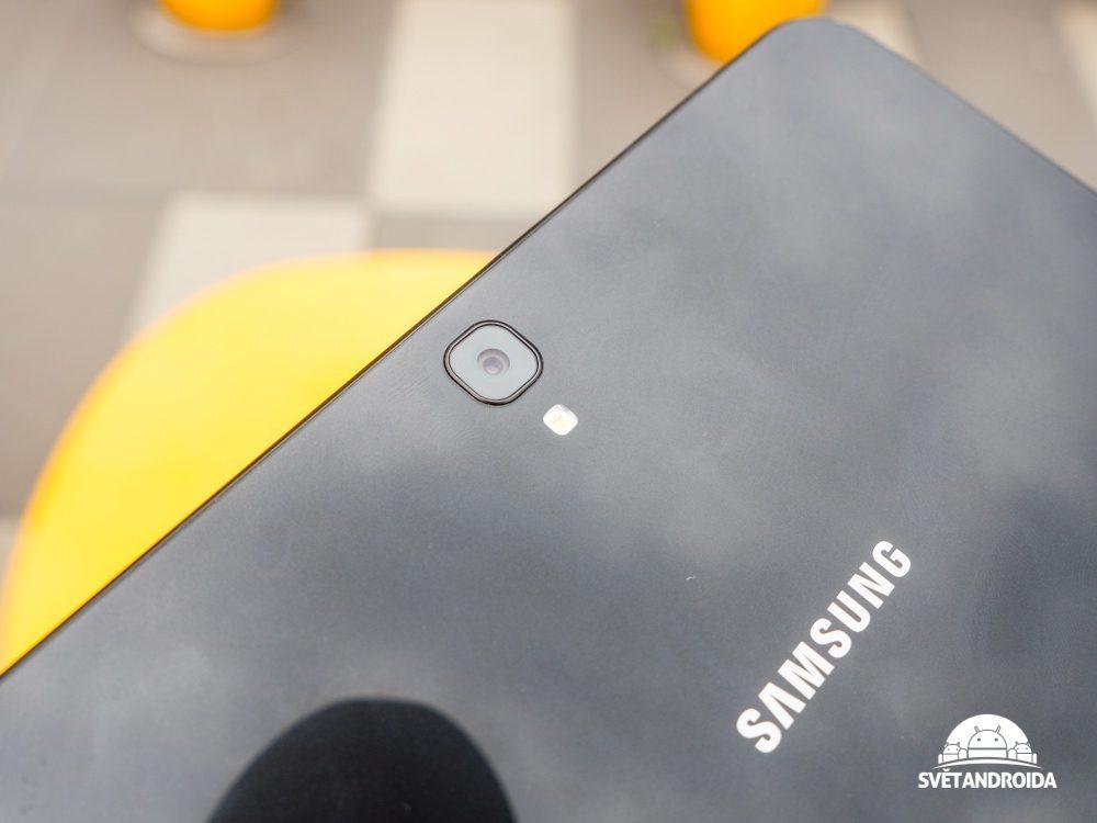 galaxy tab s3 fotoaparat
