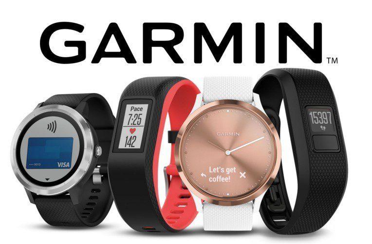 garmin nositelna elektronika chytre hodinky naramek