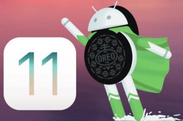 iOS 11 oficiálně vyšel: Může Android konkurenčnímu systému něco závidět?