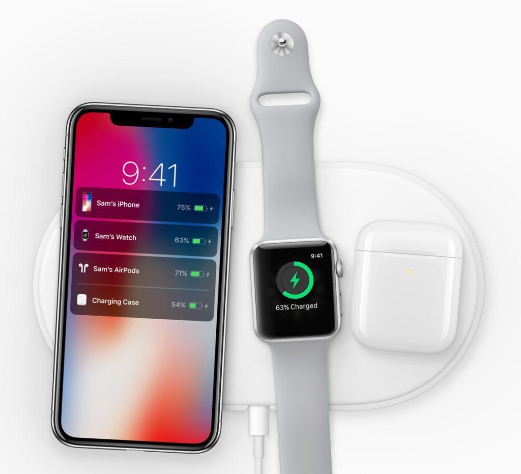 iphone x bezdratove nabijeni