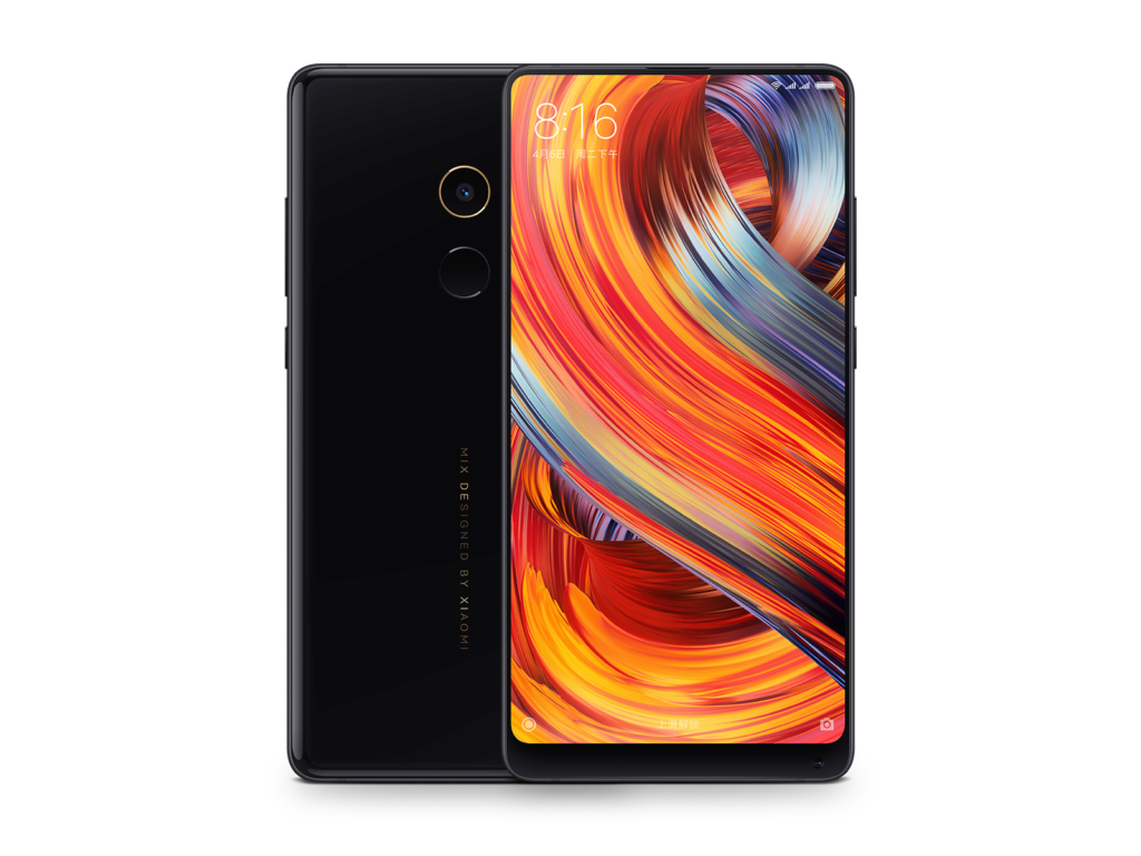 mi mix 2 displej
