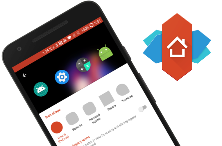 nova launcher 5.5 adaptivni ikony