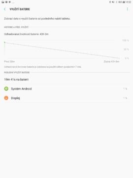 samsung baterie tablet