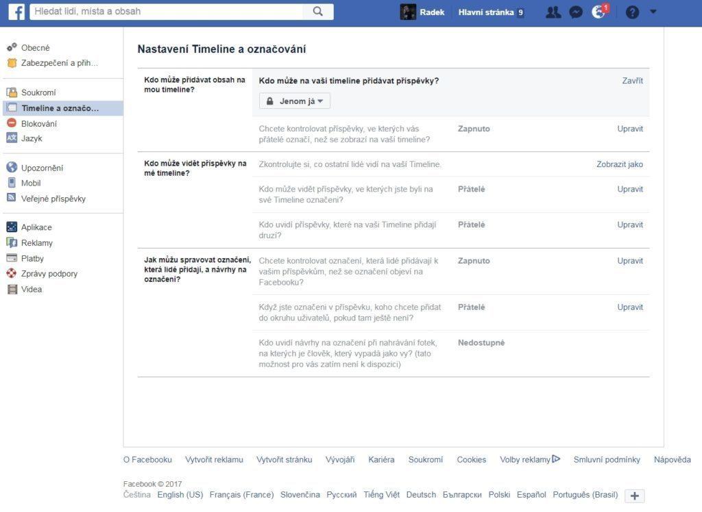 soukromi-na-facebooku-facebook-oznacovani-pratel