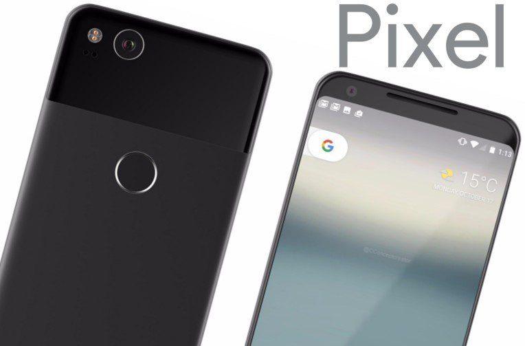 specifikace pixel 2 xl