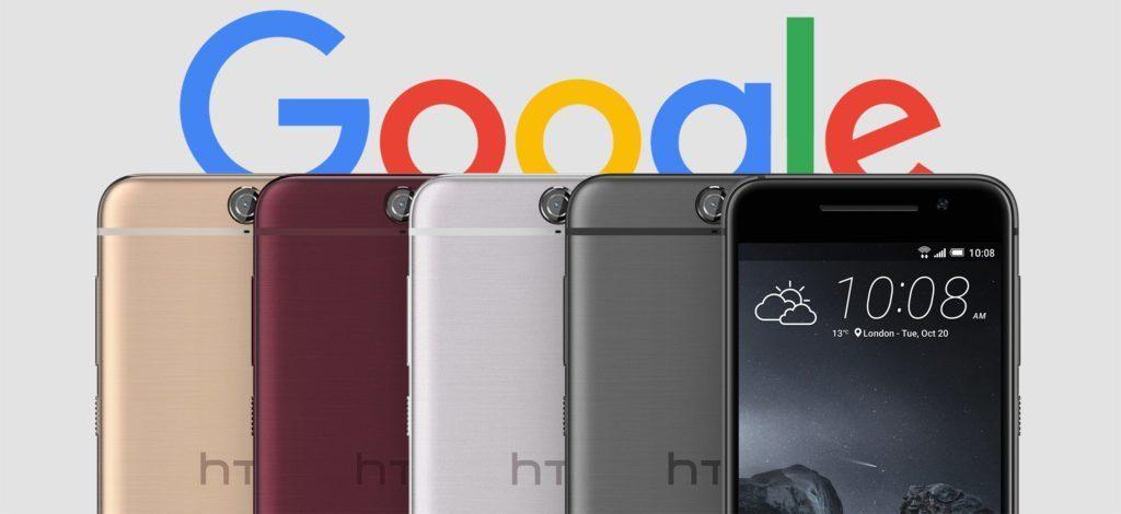 velke oznameni htc google