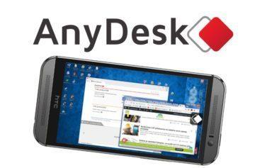 Vzdálená plocha snadno a jednoduše s aplikací AnyDesk.