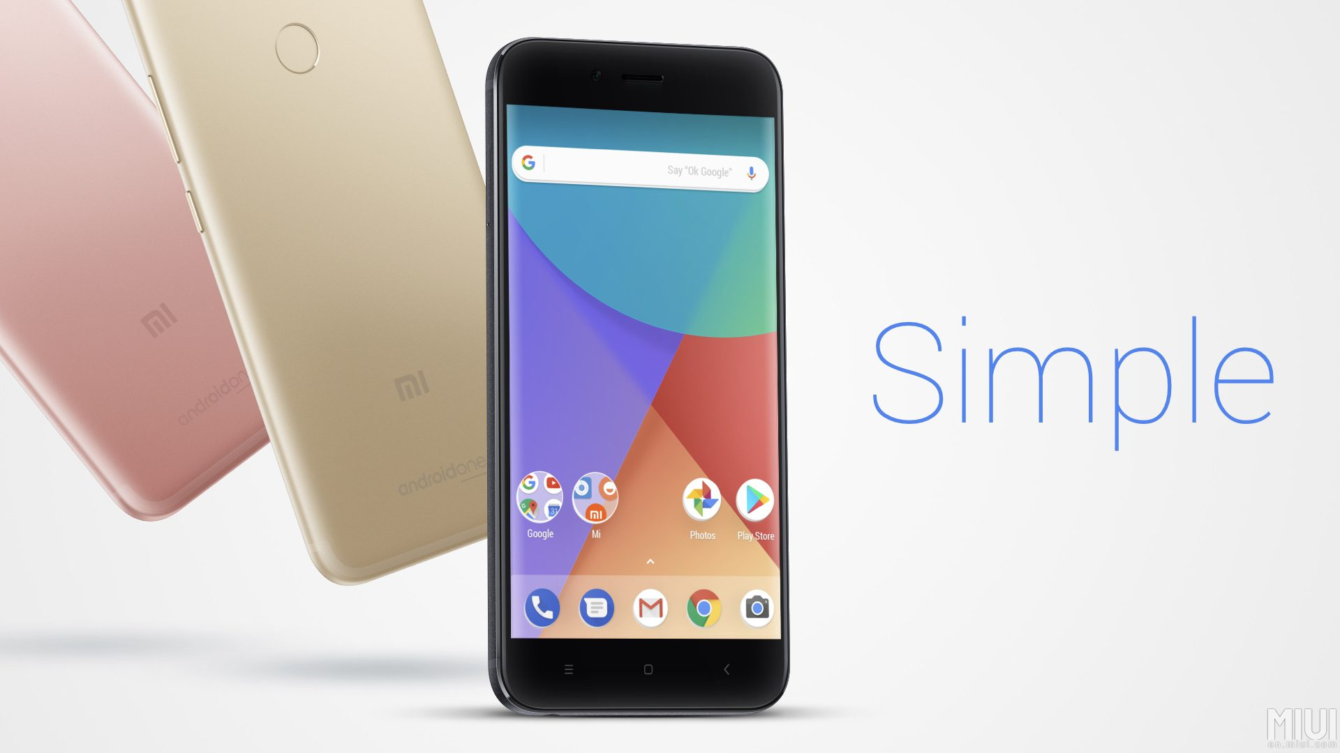 xiaomi s cistym androidem