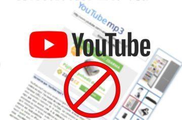 Z Youtube stahovat lze, pro poskytovatele je to však nelegální