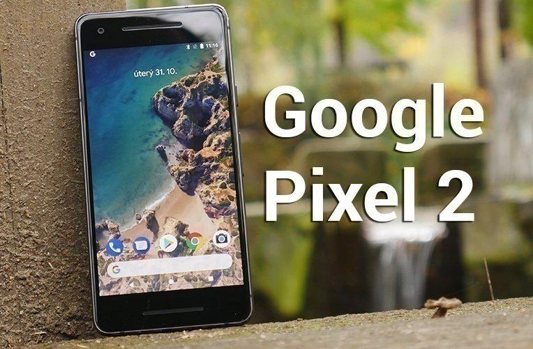 Google Pixel 2 video