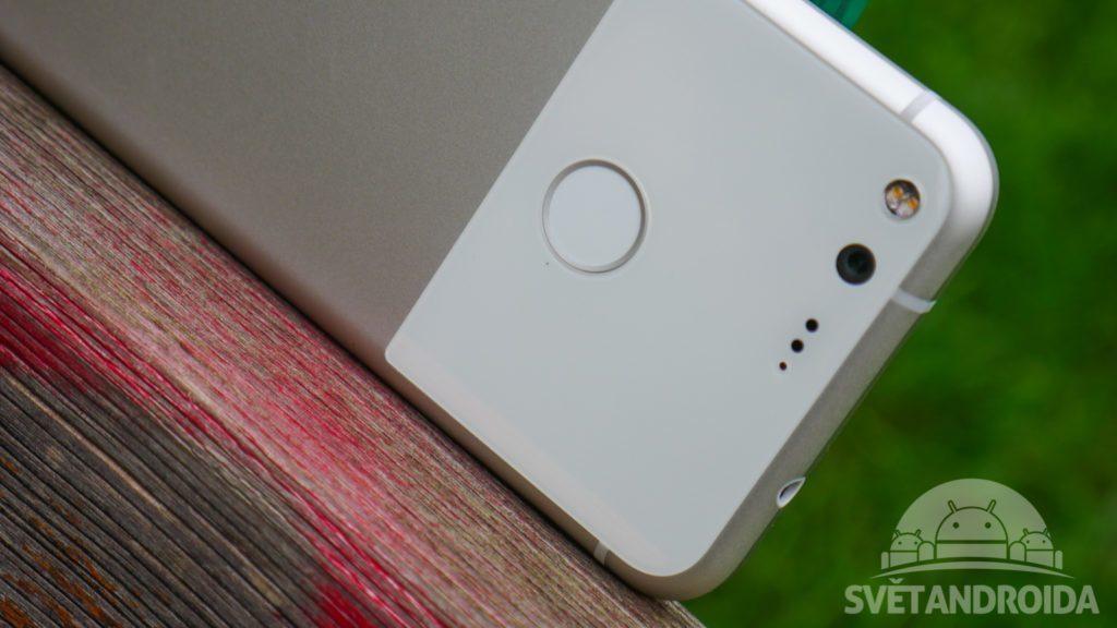 recenze google pixel konstrukce-cteck-otisku-prstu