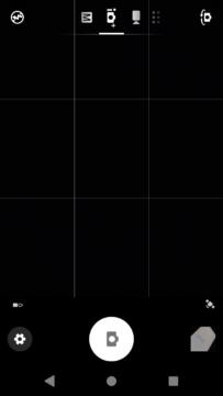 Sony Xperia XZ1 Compact fotoapp 1