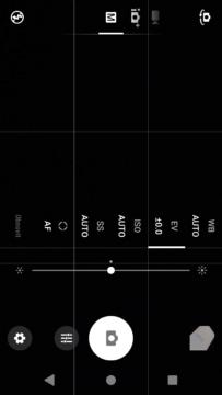 Sony Xperia XZ1 Compact fotoapp 2
