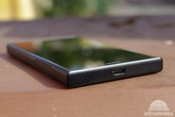Sony Xperia XZ1 Compact usb-C
