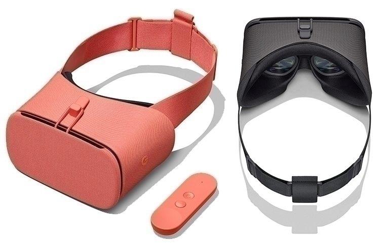 VR Google daydream View 2017