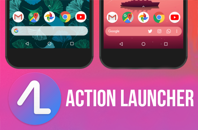 action launcher v29