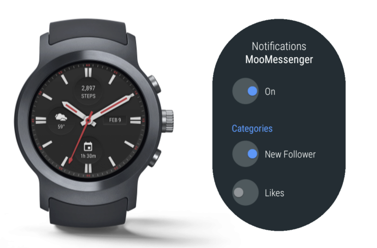 android wear beta program