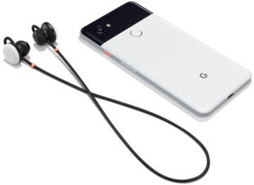 chytra sluchatka Google Pixel