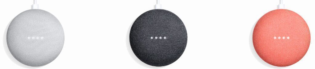 chytre reproduktory Google-Home-Mini