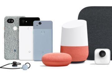 ŽIVĚ: Google představuje Pixel 2, Pixelbook a další novinky (aktualizováno)