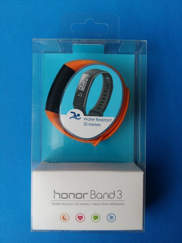 Honor Band 3 recenze