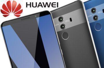 Huawei se zbavil rámečků, Mate 10 se dotahuje na špičku trhu