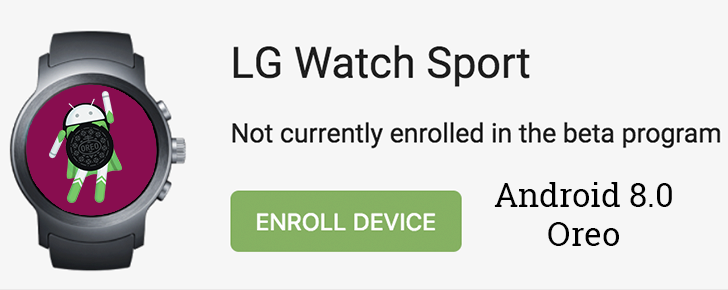 lg watch sport android wear beta