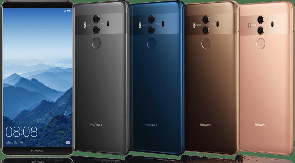Huawei mate 10 cz