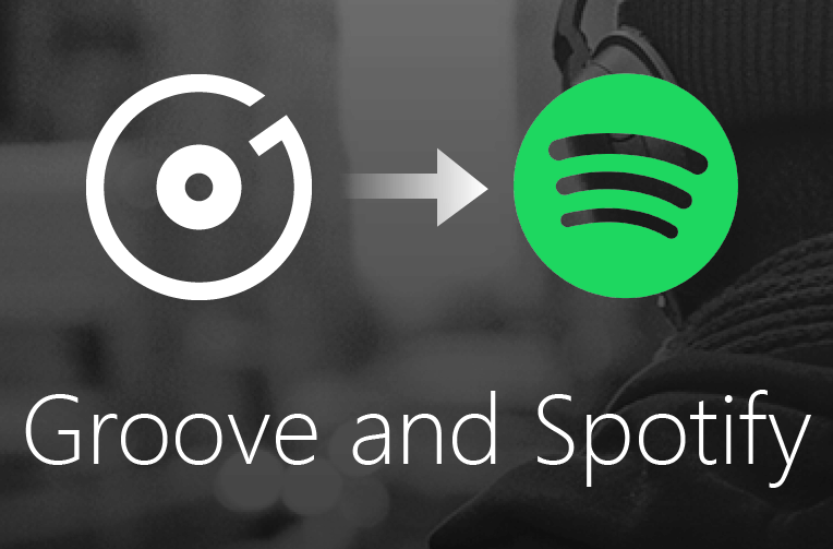 microsoft groove spotify