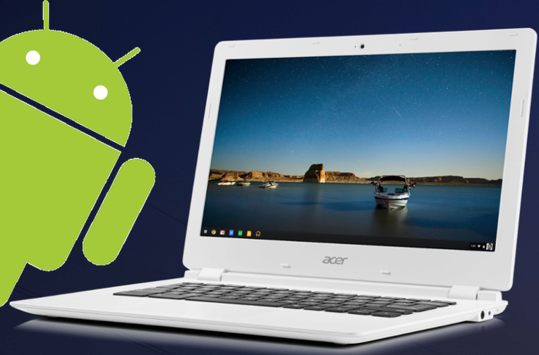 nove chromebooky android aplikace google play