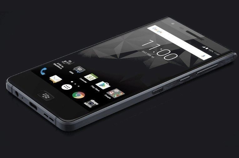 novy blackberry telefon motion