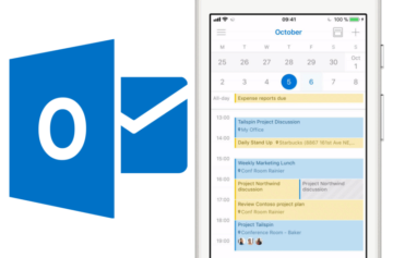 Microsoft oznámil zajímavé novinky Outlook aplikace pro Android