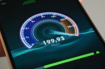 pamet telefonu-test rychlosti