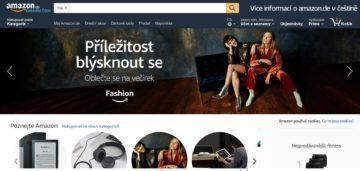 Amazon v Češtině (4)