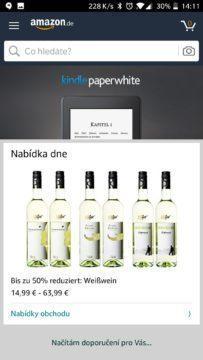 Android amazon v češtině (1)