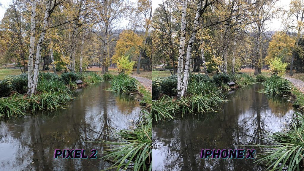 Foto test-Apple iPhone X-Google Pixel 2-jezero-1