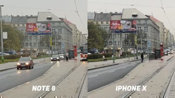 Foto test Samsung Galaxy Note8 vs. Apple iPhone X-cesta-2