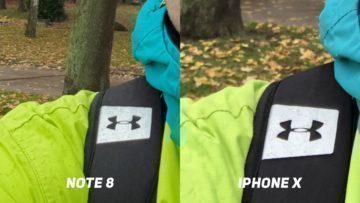 Foto test Samsung Galaxy Note8 vs. Apple iPhone X-predni kamera-3