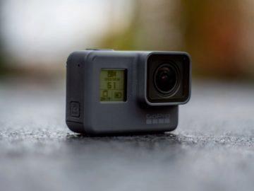 GoPro Hero6 black akcni kamera