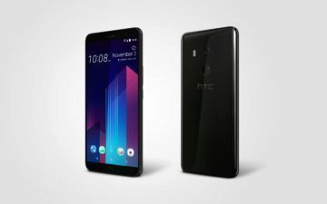 HTC U11+ cz