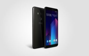 HTC U11+ oreo