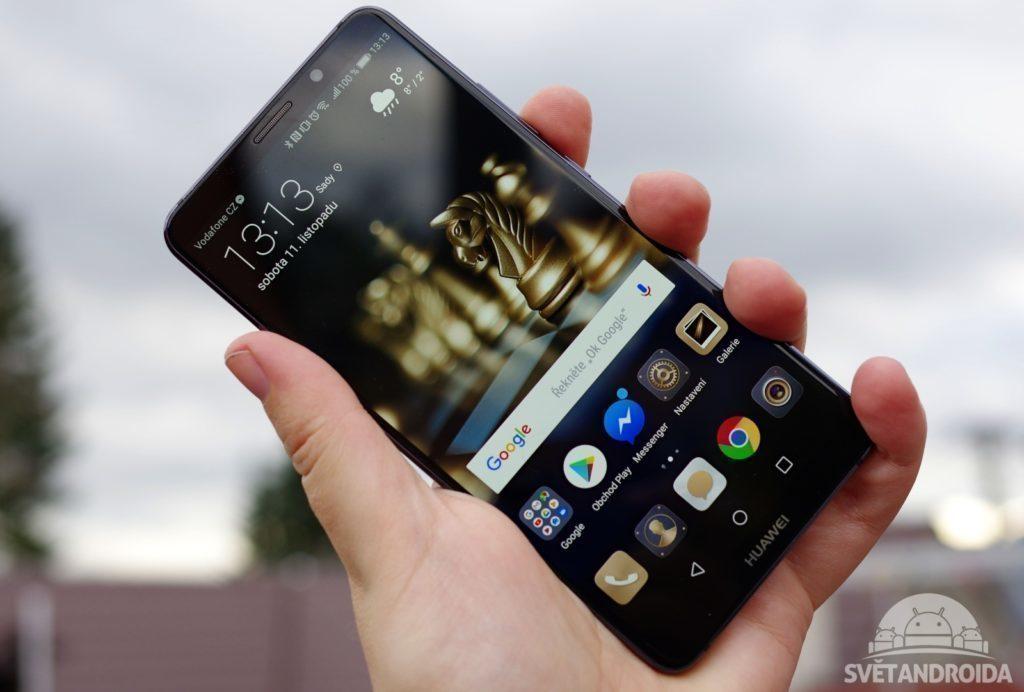 Huawei Mate 10 Pro úchop