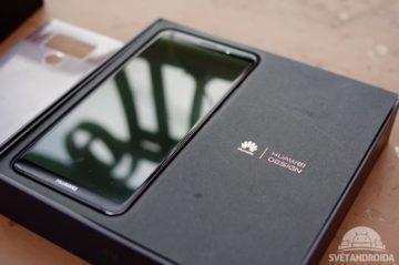 Huawei Mate 10 Pro balení
