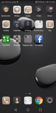 Huawei Mate 10 Pro launcher 2