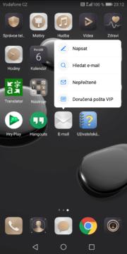 Huawei Mate 10 Pro launcher 3