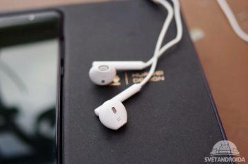 Huawei Mate 10 Pro sluchátka