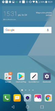 LG Q6-system Android 7.1.1-3