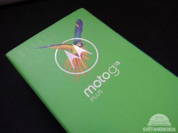 Motorola Moto G5S Plus foto 1
