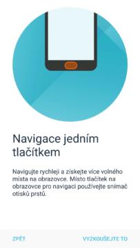 Motorola Moto G5S Plus tlačítko